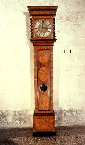 Pendulum clock by D. Quare, London 1701